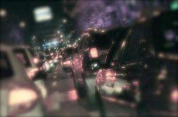 تهران در شب .