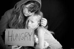 بی خانمانی و گرسنگی ، نتیجه بی توجهی ماست.