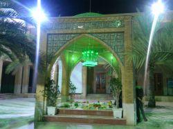 مسجد امام حسن مجتبی علیه السلام واقع در جزیره کیش