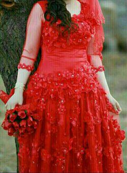 خخخ لباس عروس دوباره