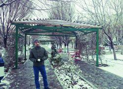 زمستان 1394 مشهد-کوهسنگی