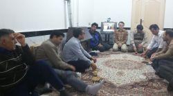 دیدار اعضای باشگاه با آقای جمشیدی (1394-12-06)