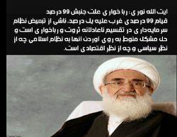 آیت الله نوری همدانی: رباخواری عامل جنبش 99 درصد #انقلاب_اقتصادی http://reba.ir/?p=2640