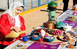 لنج نیوز /جشنواره غذای شهرستان مبارکه