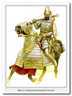 سواران نظام ساسانی
