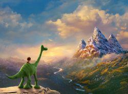 سینمایی دایناسور خوب