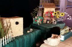 اتمام کار نمایش عروسکی برای مسابقات فرهنگی و هنری مدارس