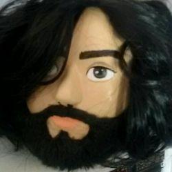 ساخت عروسک نمایشی(حضرت آدم)