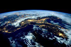 زمینمون  از اون بالا...  عکس :سایت ناسا