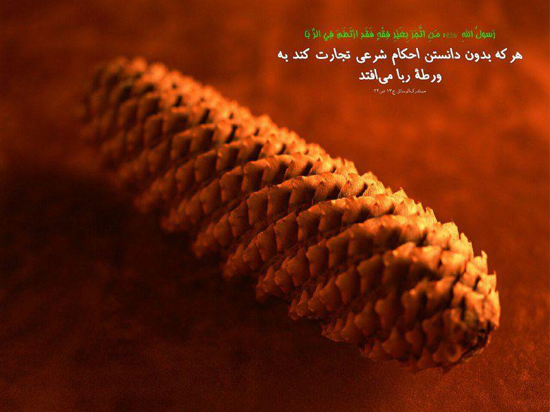#اندکی_تامل: احکام شرعی تجارت #انقلاب_اقتصادی http://reba.ir/hadith-page/