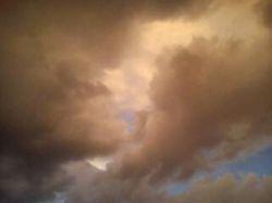 یک روز بارانی در صفی آباد...!!؟