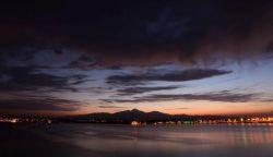 اردبیل.دریاچه شورابیل.