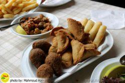 #غذای_لبنانی #معجنات