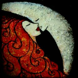 نمازم را قضا كرده  تماشا كردنت اى ماه  بماند بین ما  این رازها بینى و بین الله!