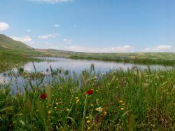 دریاچه گیلارلو شهرستان گِرمی
