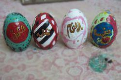 اینم از تخم مرغ شب عید :)