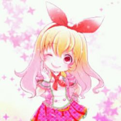 I'm ichigo in the Aikatsu