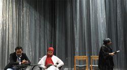 فیلم تئاتر کلمه سکوت کلمه