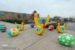 المانهای نوروز 95 مشهد