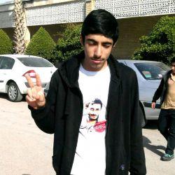 محمد پارسا، شاگرد کلاس هشتم، همسفر راهیان نور