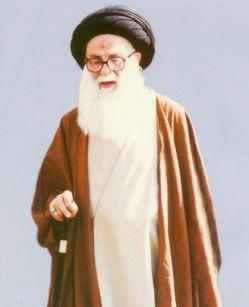 حضرت آیت الله علامه طهرانی، فیلسوف وعارف بزرگ ،مدافع انقلاب وصاحب کتاب ولایت فقیه