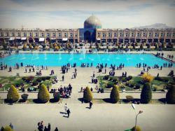 اصفهان. نصف جهان