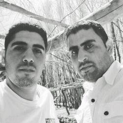 یه روز خوب با داداش گلم محسن