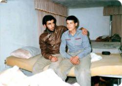 استاد شکیبی و شهید اصغر عندلیبیان