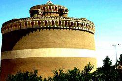 برج کبوتر خانه  میبد بلوار بسیج