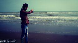 پشت دریا شهریست............. @langrud #naser