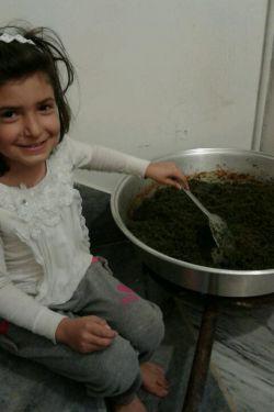خودمم دارم کمک ممانم می کنم تقدیم به دختر عمو نسیم