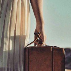 مگـر چمدآنت چقدر بـود ..که تمام زندگی ام را با خـودت بردی ..!