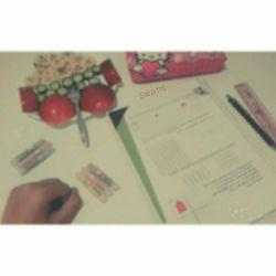 خسته کننده ترین درس #ریاضی =|  #photo_by_me
