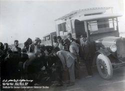 آمبولانس شیروخورشید // شماره آرشیو عکس: 6082- 288م