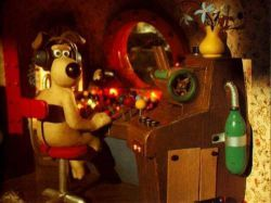 انیمیشن والاس و گرومیت