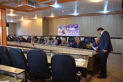 برگزاری مسابقات کتبی قرآن و عترت ویژه کارکنان در واحد بوکان