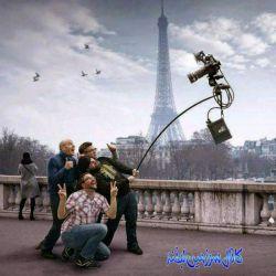 سلفی گیری با دوربین حرفه ای =|||||