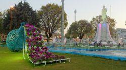 میدان فردوسی - کرمانشاه
