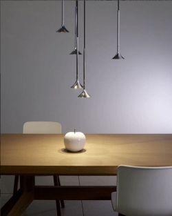 #ALIVE #TiSerra #SpotLight سیستم های روشنایی نورافکن (روشنایی نقطه ای) با کاربری تزئینی مناسب برای محیط های مسکونی، اداری و تجاری