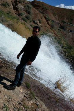 یه روز خوب بالایه آبشار میانه.