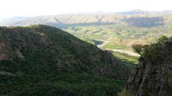 زیباییهای ایلام.منطقه نگل شهر سیروان