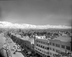 خیابان سعدی جنوبی  - تهران، اوائل دهه ۳۰
