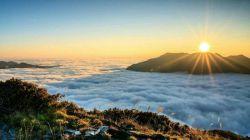 دریایی از ابر.اردبیل گردنه حیران
