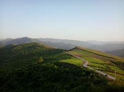 تنگه چهل چای مینودشت در استان گلستان (1)