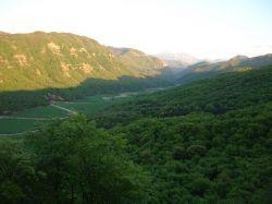 تنگه چهل چای مینودشت در استان گلستان (2)
