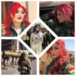 بهترین وزیبا ترین خواننده ی کردستان که حالا در داعش عضو شده!!!!!!!!