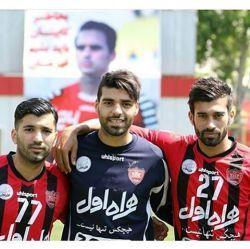 این سه نفر استقلال را 4 تایی کردند ✌✌ #پرسپولیس