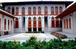 ساختمان امیر لطیفی واقع در شهرستان گرگان استان گلستان (3)