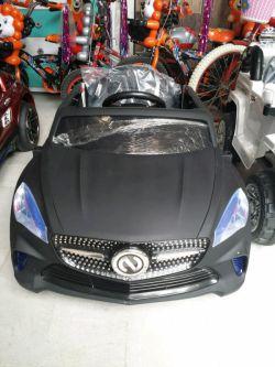 اتومبیل شارژی کودک رنگ کربن