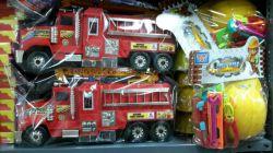 ماشین آتشنشانی قدرتی